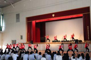 ダンス部HP