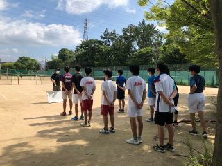 200801千里高校練習試合(男子)